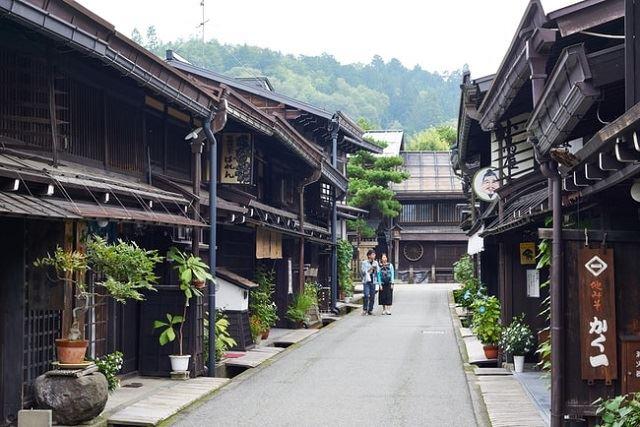 Japonya'nın En Güzel 10 Kasabası
