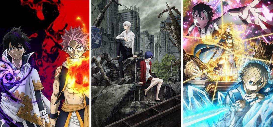 Sonbahar 2018 Animeleri