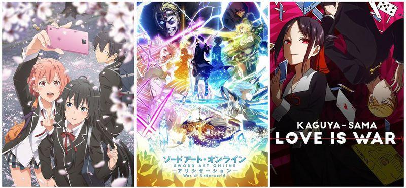 2020 İlkbahar Animeleri