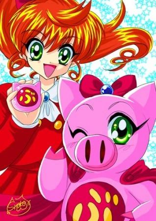 Sihirli Kız Anime Serileri