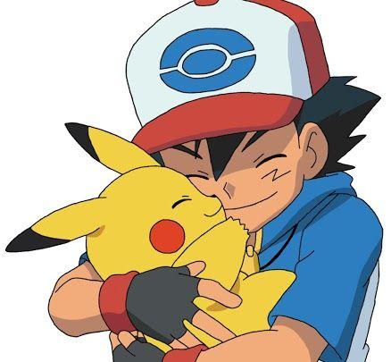 Ash Ketchum Pokemon Ustası Oluyor