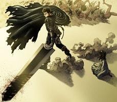 Berserk'in Mangası 24 Mart'ta Kaldığı Yerden Devam Edecek