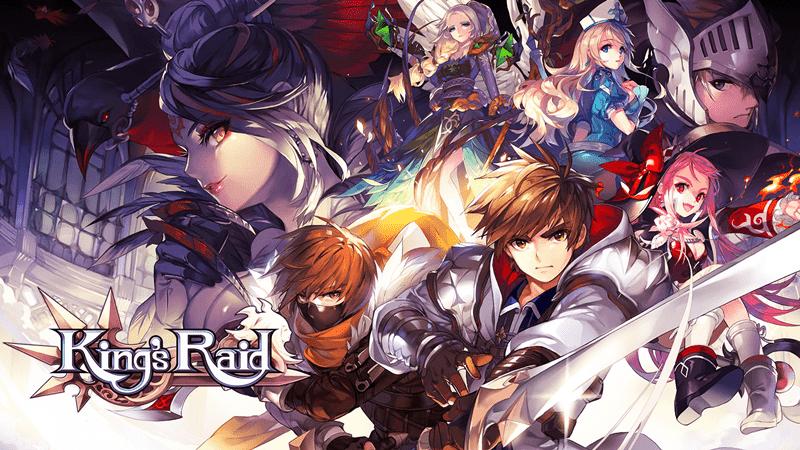 RPG Oyunu King's Raid Animeye Uyarlanıyor