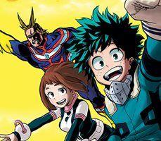 Boku no Hero Academia Anime Filmi Geliyor