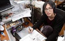 Hajime-Isayama-mangaka