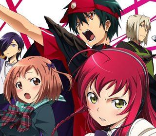 Hataraku Maou-sama! Animesi 2. Sezon izle