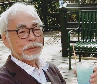 Hayao Miyazaki Ghibli Müzesinde