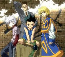 Hunter x Hunter Mangasına Yeniden Ara