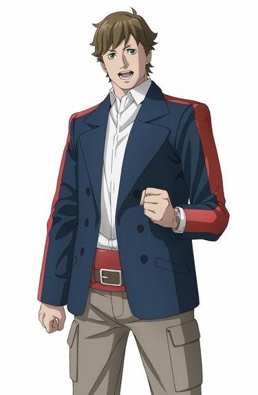 Sherlock Animesi izle