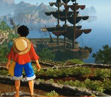 One Piece World Seeker Oynayış Videosu
