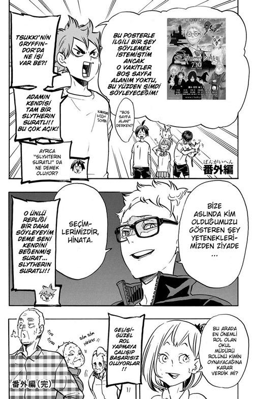 Haikyuu!! Serisiyle Ses Getiren Mangaka: Furudate Haruichi