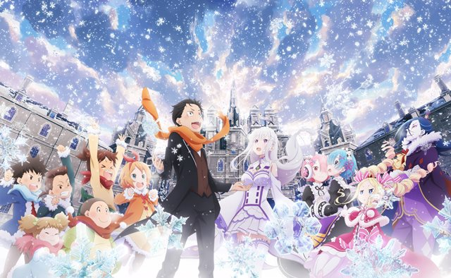 Re:Zero Memory Snow OVA Tanıtım Videosu Yayımlandı