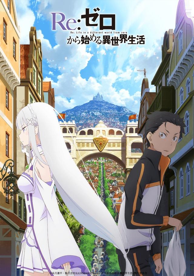 Re:Zero kara Hajimeru Isekai Seikatsu İkinci Sezon