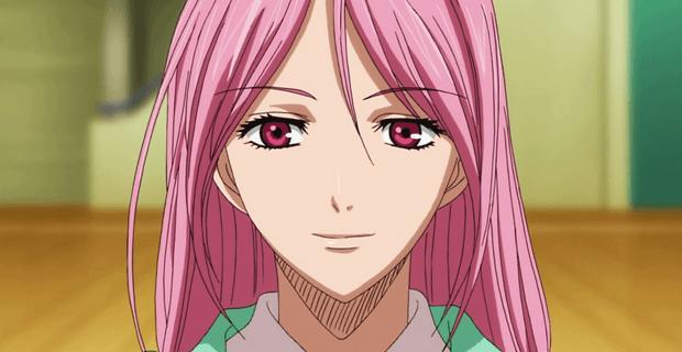 En Sevilen Pembe Saçlı Anime Karakterleri