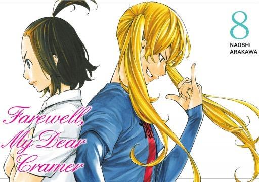 Sayonara Watashi no Cramer Mangası Anime Oluyor