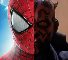Spider-Man-Vs-Darth-Maul