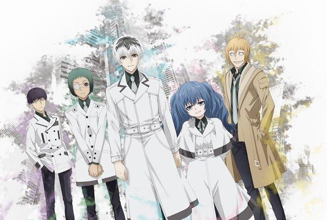 2018 İlkbahar Animeleri
