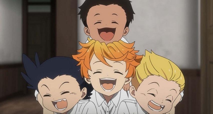 Yakusoku no Neverland Animesine 2. Sezon Geliyor