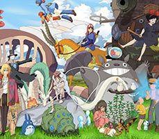 hangi studio ghibli karakterisin miyazaki anime testi