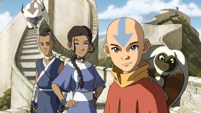 Avatar: Son Hava Bükücü Serisi Live-Action Oluyor