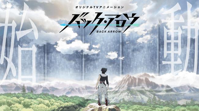 Code Geass Animesinin Yönetmeninden Yeni Seri Back Arrow