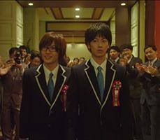 Bakuman Live Action Filminin 4 Yeni Reklamı