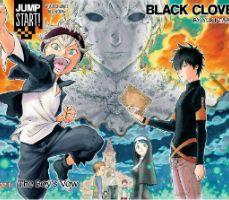 Black Clover animeye uyarlanıyor