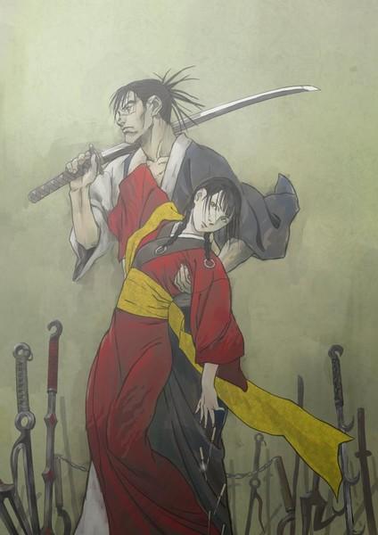 Yeni Blade of the Immortal Animesinin Tanıtım Videosu