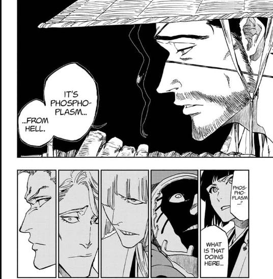 Bleach One Shot Manga Hell Arc