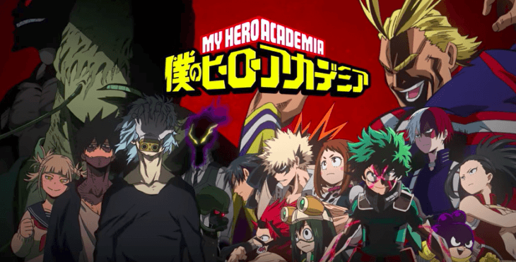 Boku no Hero Academia 3. Sezon İzle