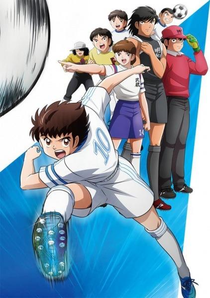 Captain Tsubasa Animesinin Ortaokul Bölümleri Ne Zaman?