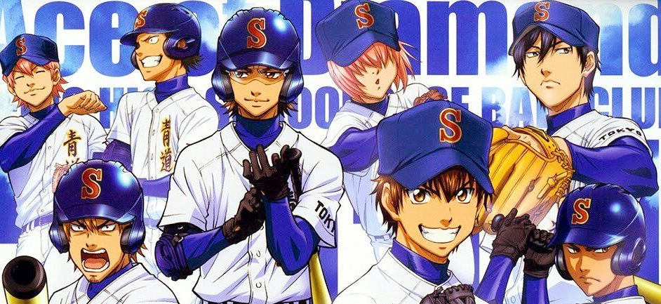 Diamond no Ace Act II Anime Serisi Geliyor