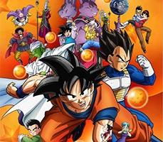 Dragon Ball Super'ın Ana Görseli