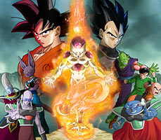 Dragon Ball Z: Fukkatsu no F'ten Görüntüler