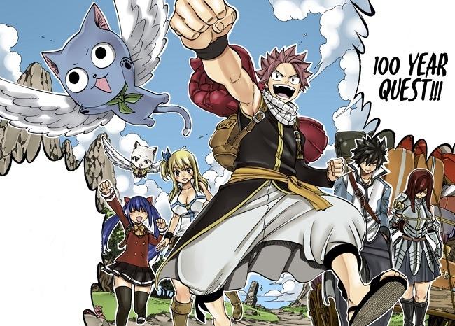 Fairy Tail Devam Mangası