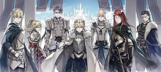 Fate/Grand Order Oyununa TV Anime ve Anime Filmi