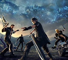 final fantasy xv inceleme ps4 pro