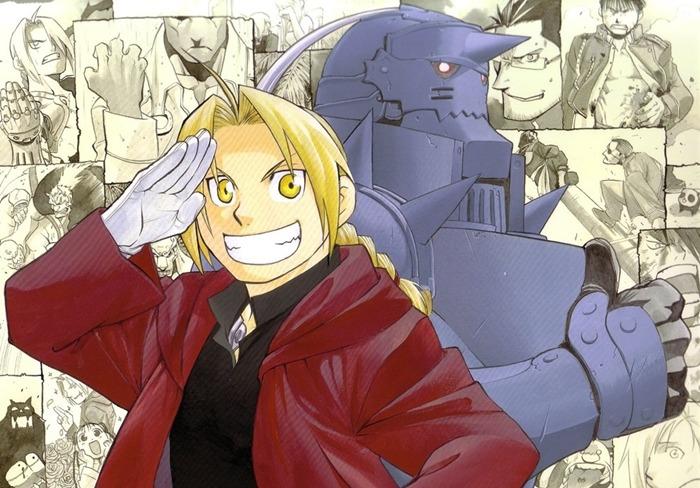 Fullmetal Alchemist ve Gin no Saji'nin Mangakasının Yeni Mangası