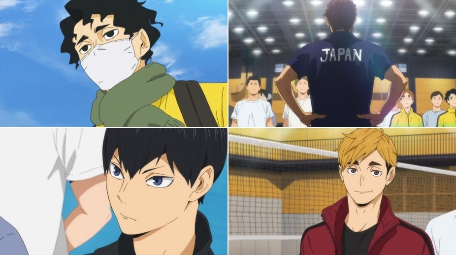 Haikyuu!!: To The Top izle