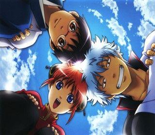 hangi gintama karakterisin anime testi