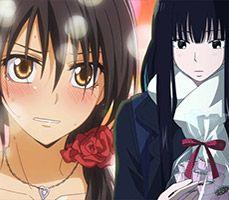 hangi shoujo anime karakterisin anime test