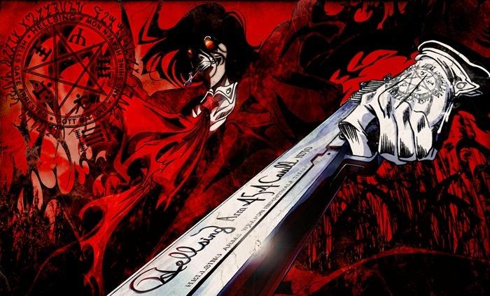 Hellsing Mangası Hollywood Filmi Oluyor!