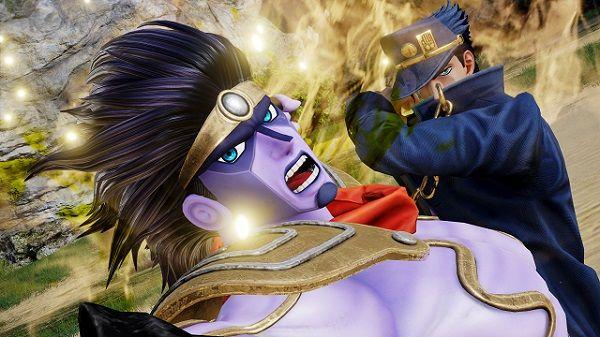 Jump Force Oyununa Jotaro ve Dio