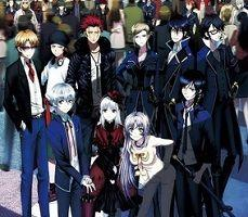 K: Seven Stories Animesinin Tanıtım Videosu Paylaşıldı