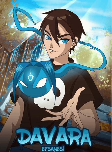 Davara Efsanesi-Türk Yapımı Anime Denemesi
