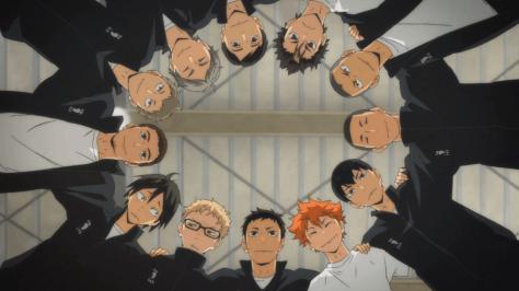 Bromance Anime Karakterleri