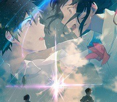 Kimi no Na wa. Anime Filmine Bilet