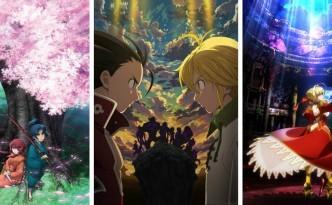 2018 kış animeleri