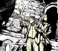 Gou Tanabe'nin H.P Lovecraft'ın Korku Hikayelerinden Esinlendiği Mangalar İngilizce Yayımlayacak