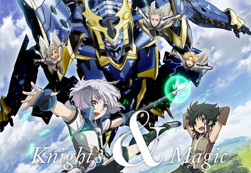 Knight's & Magic, Isekai Türünde Anime Önerileri